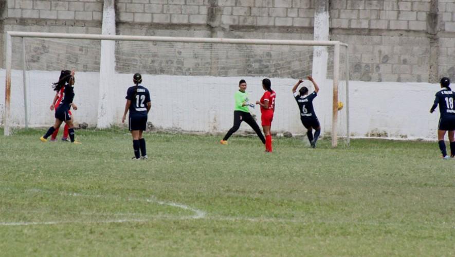 Partido de vuelta UNIFUT vs Sacachispas, por la final del Clausura Femenino | Julio 2016