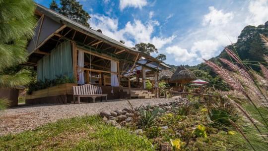 Bungalows en guatemala para salir de vacaciones en grupo for Bungalows el jardin retalhuleu guatemala