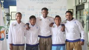 Equipo de Atletismo de Guatemala