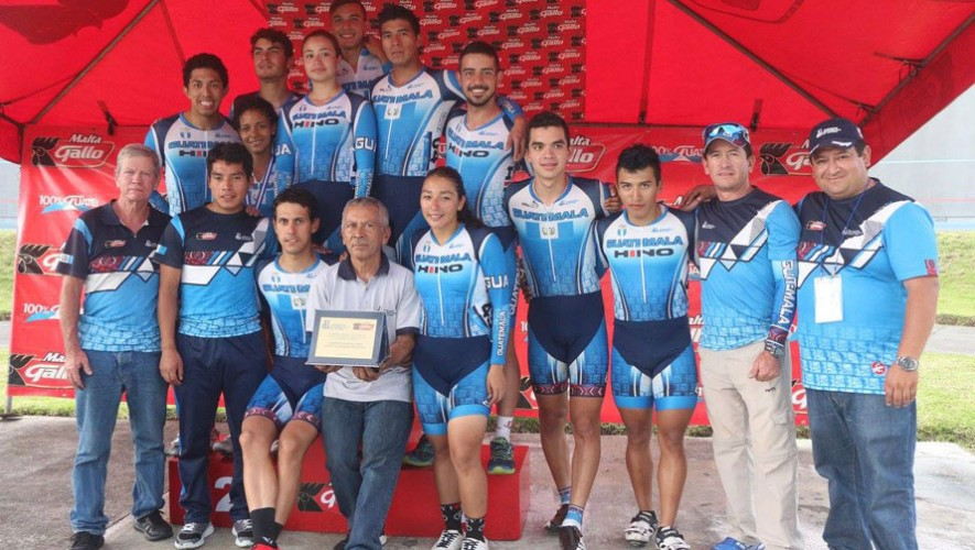 Ciclismo de Guatemala