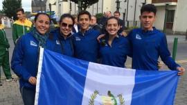 Pentatlón Guatemala