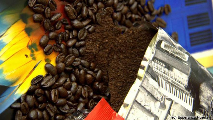 Café producido en Kalibus La Sierra (Foto: Esperanza Huerta)
