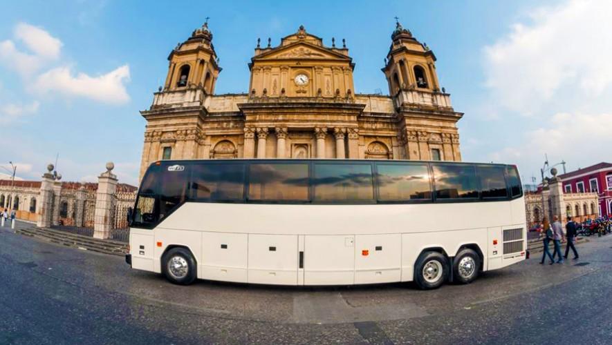Viaja por medio de pullman a diferentes destinos de Guatemala. (Foto: Feliz Tours)