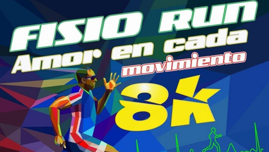 Fisio Run 8K | Julio 2016