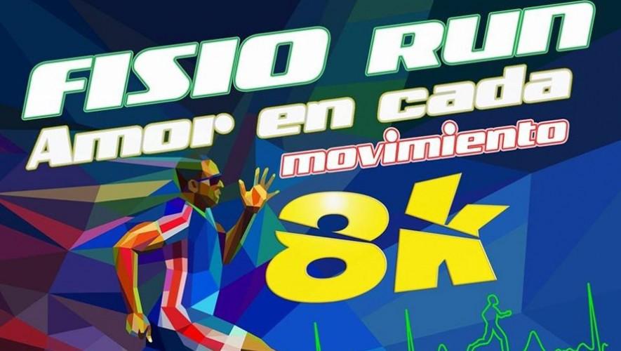 Fisio Run 8K | Julio 2016