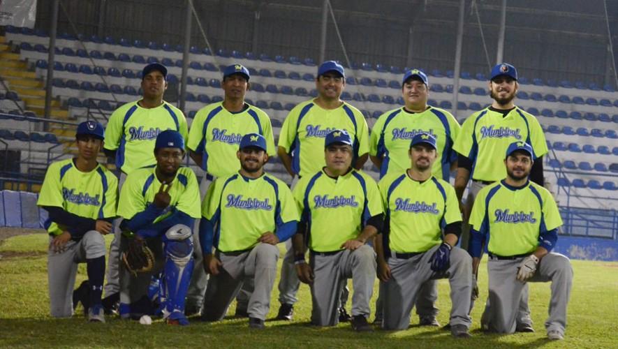 Partido 37: Grand Slam vs Municipal, por la Liga Mayor de béisbol | Julio 2016