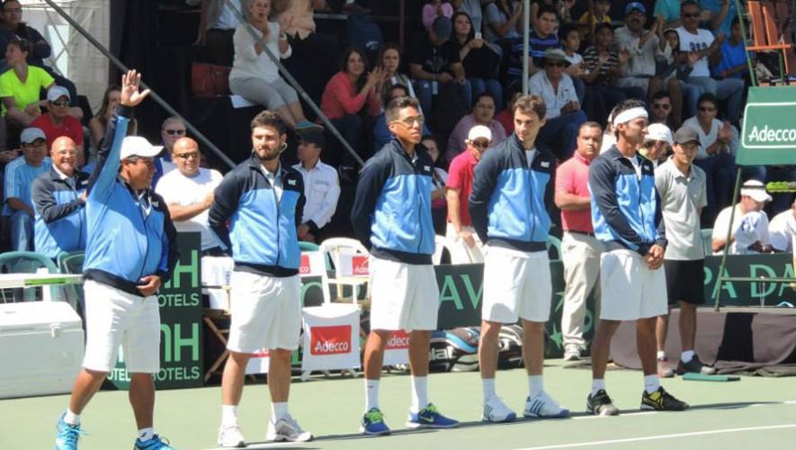 Guatemala en Copa Davis