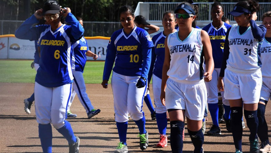 Sóftbol Guatemala