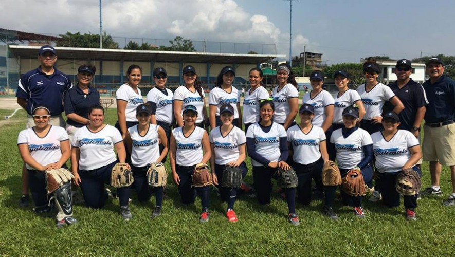 Selección femenina de Sóftbol de Guatemala