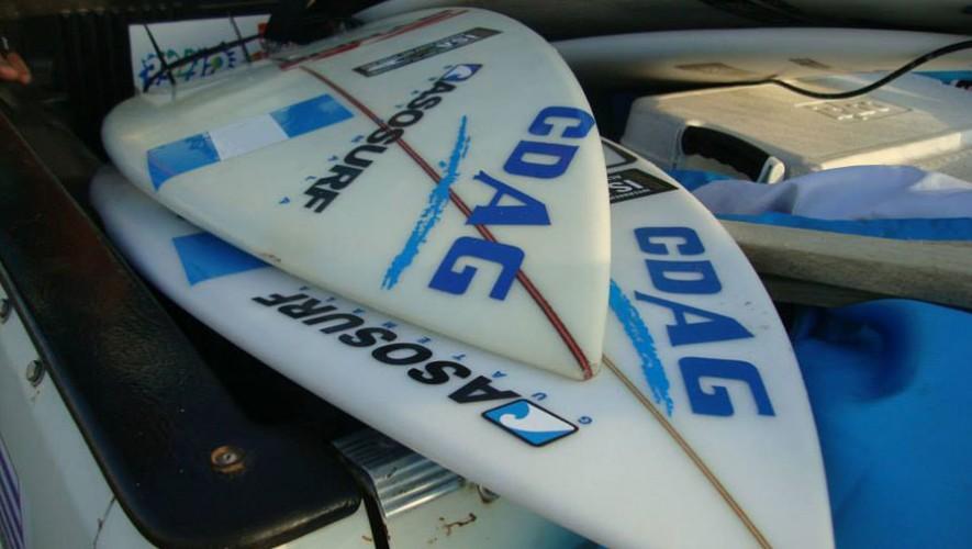 Guatemala en Mundial de Surf
