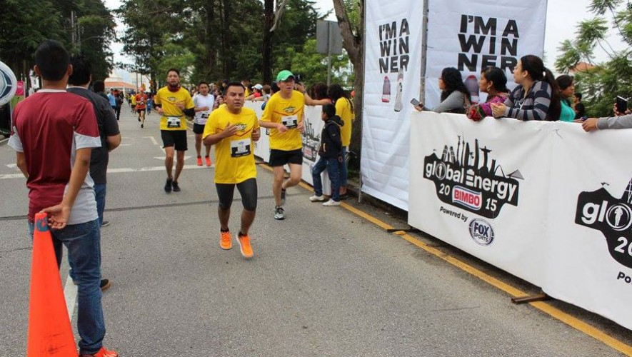 Global Energy Race en Guatemala