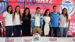 Voleibol femenino de Centroamérica