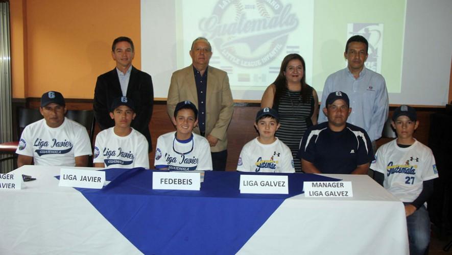 Little League Infantil de Guatemala