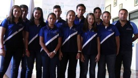 Guatemaltecos al Panamericano Junior 2016