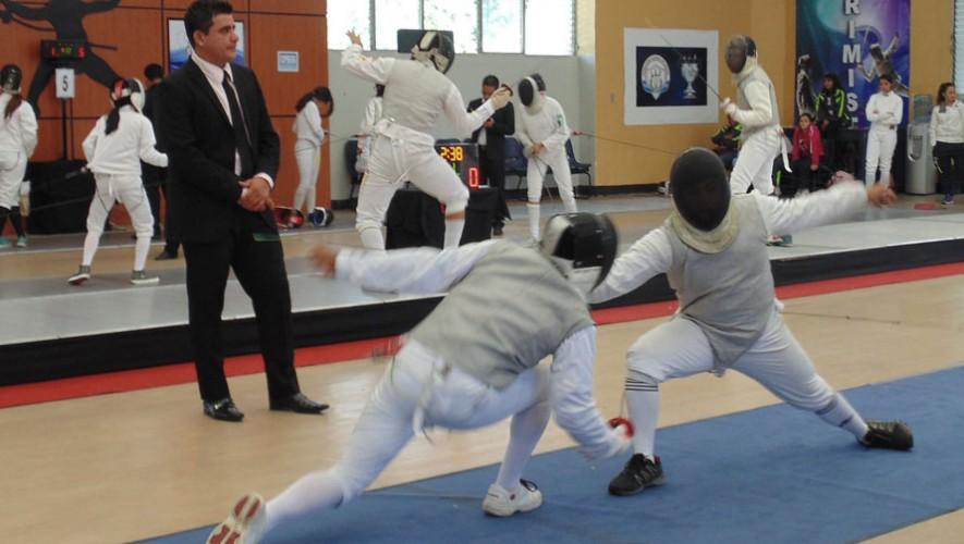 Juegos Deportivos Regionales Nor-Oriente de Esgrima | Julio 2016