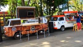 Nuevas opciones y tendencias de food trucks en Guatemala. (Foto: Kombi Party)