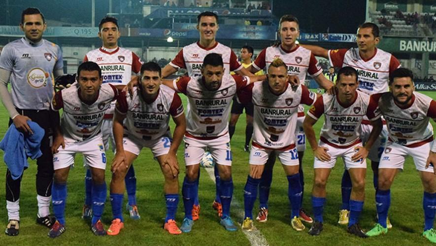Partido de Mictlán vs Malacateco, por el Torneo Apertura | Julio 2016