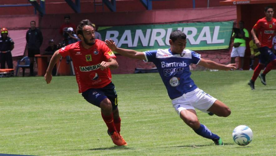 Partido de Municipal vs Mictlán, por el Torneo Apertura | Julio 2016