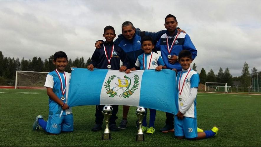 La Academia FC triunfa en Europa