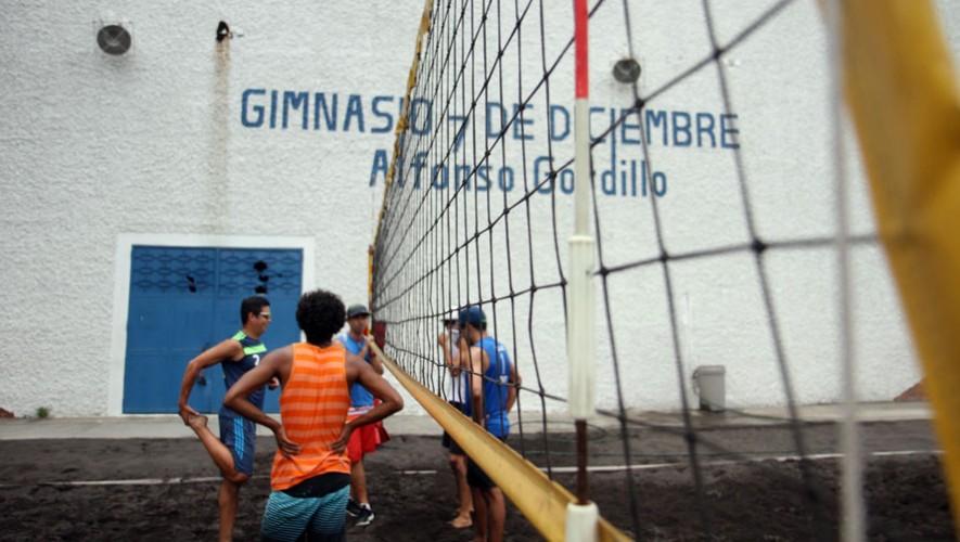 Voleibol de playa de Guatemala