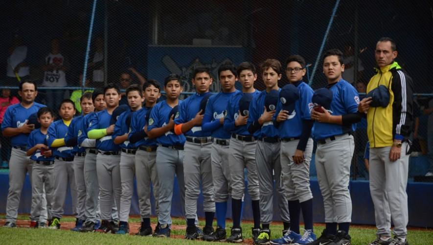 Partido de béisbol Panamá vs Guatemala (Liga Gálvez), por el Torneo Latinoamericano | Julio 2016