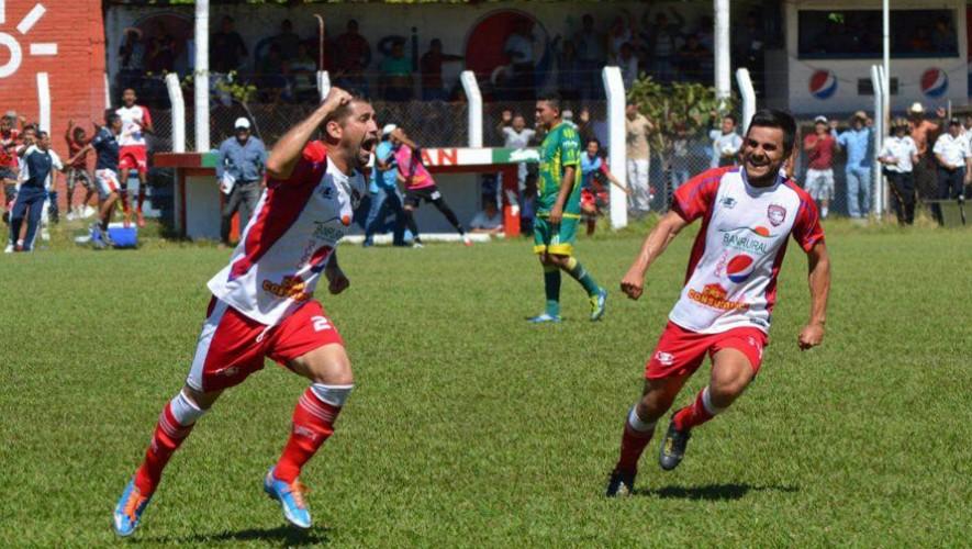 Partido amistoso de Mictlán vs FAS | Julio 2016