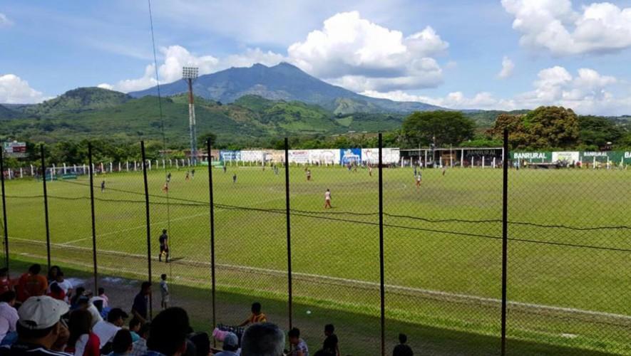 Partido de Mictlán vs Carchá, Torneo Apertura | Julio 2016