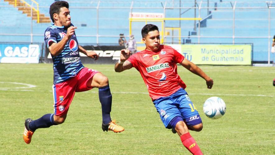 Partido de Municipal vs Xelajú, Torneo Apertura | Julio 2016