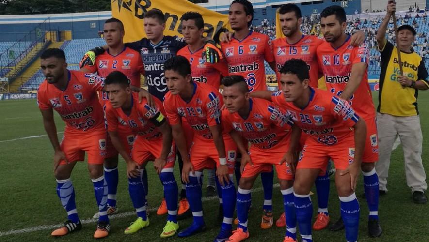 Partido de Suchitepéquez vs Real Estelí, por la Concachampions | Agosto 2016