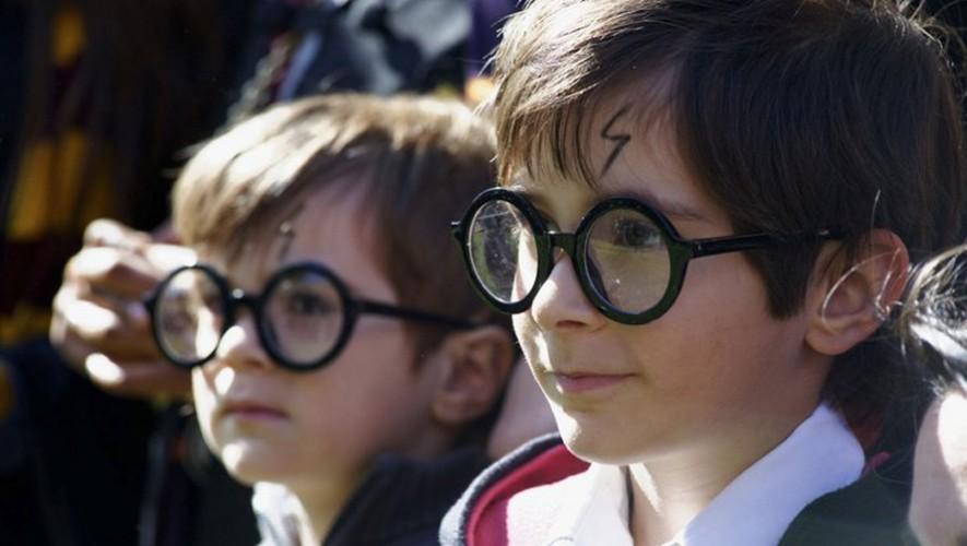 Asiste a la Semana de Harry Potter en Guatemala. (Foto: Philly Voice)
