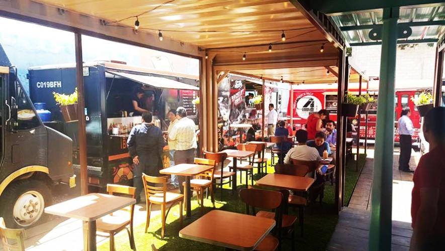 Conoce la nueva plaza de Food Trucks en la Ciudad de Guatemala. (Foto: Pibil's Food Truck)