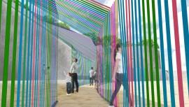 PlayAchomo: El nuevo parque artístico en el Centro Cultural Miguel Ángel Asturias
