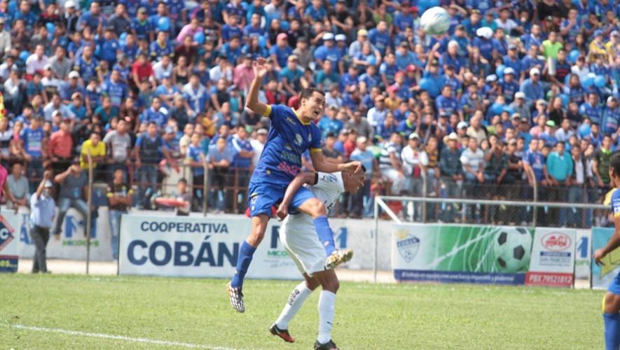 Jornada 1 del fútbol guatemalteco