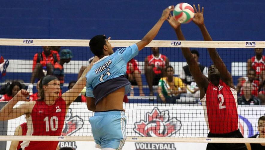 (Foto: Asociación de Federaciones Centroamericanas de Voleibol)