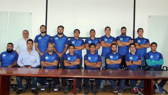 Selección de Rugby Guatemala