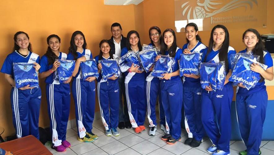 Selección femenina U-18 de Guatemala