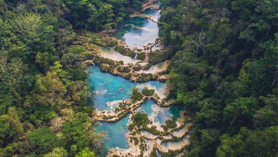Ya puedes ingresar nuevamente al monumento natural Semuc Champey. (Foto: Chejo Ponce)