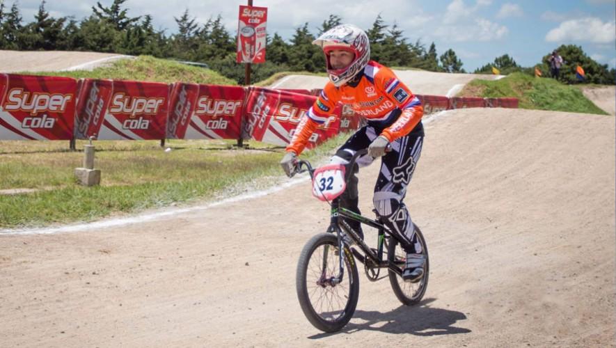 Sexta fecha del Campeonato Nacional de BMX Race   Julio 2016