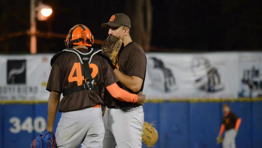 Partido de Sports Depot vs Municipal, Liga Mayor de béisbol | Julio 2016