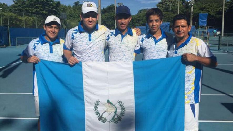 Tenis Guatemala