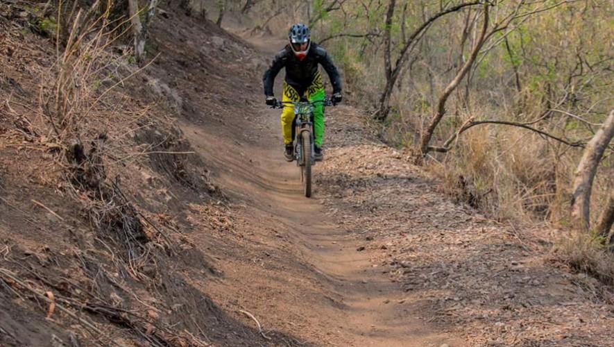Travesía de bicicleta de montaña en Tecpán-Patzún | Julio 2016