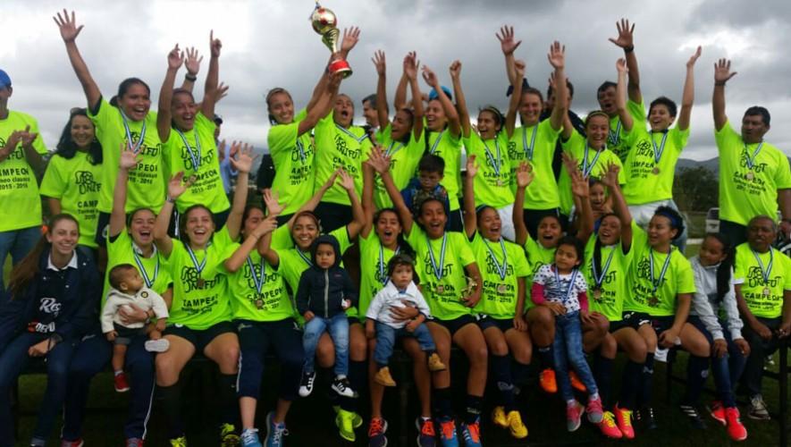 Fútbol femenino de Guatemala