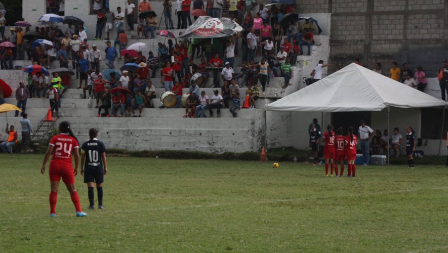 UNIFUT vs Sacachispas, Final Clausura 2016