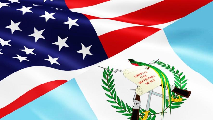 Resultado de imagen para Guatemala y Estados Unidos