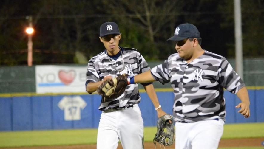 Partido 39: USAC vs Yankis, por la Liga Mayor de béisbol | Julio 2016