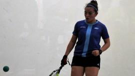Ana Gabriela  puso en alto el nombre de Guatemala. (Foto: IRF)