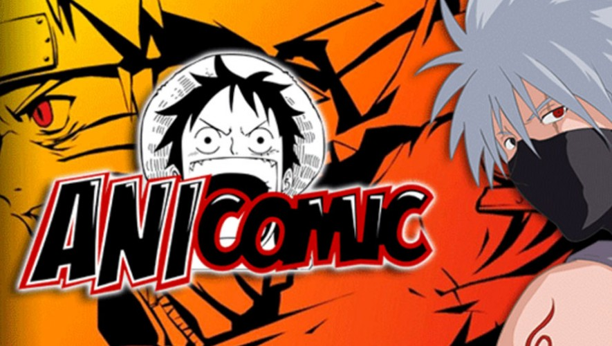 Anicomic Naruto Fest: Expo de anime y cómic en Guatemala | Septiembre 2016
