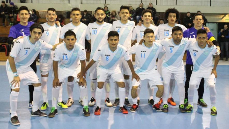 Futsal Guatemala