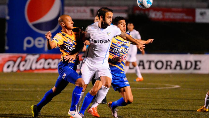 Partido de Comunicaciones vs Suchitepéquez, por el Torneo Apertura | Julio 2016