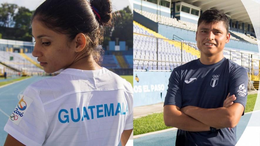 Uniformes Río 2016